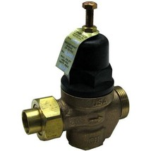 Pressure Reducing Valve 3/4 Fpt & Union Thd 25 75 Psi For Hubbell Booster 561263 - $112.00