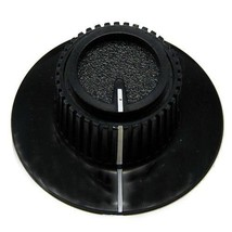 KNOB Black w/White Line 1-3/8 DIA for Lang Grill Selectronic OEM 70701-2... - $48.00