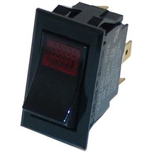 ROCKER SWITCH Fits Holes 7/8 X 1-1/2 SPST Anets Fryer Bloomfield Coffee ... - $32.00