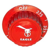 "DIAL 2"" DIA .187"" Flat Down for Eagle/Metal Masters Fryer OEM Part 310335 221350 - $34.00"