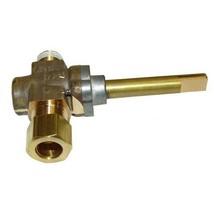 "VALVE 1/4 M X 7/16 CC Rotation Off/On Stem 2-1/4"" for Montague Oven V136 521083 - $54.00"