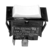 Rocker Switch 7/8 X 1 1/2 Dpdt Ctr Off For Jackson Dishwasher Manual 150 421208 - $58.00