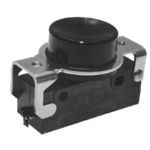 Switch Momentary On/Off Black Push Button For Roundup Steamer Fbs Ffs Hj 421603 - $42.00