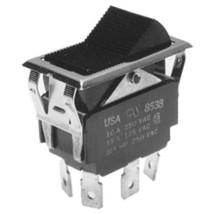Switch 7/8 X 1 1/2 Spdt Ctr Off 10 A/250 V For Southbend Oven V10 V20 Vs10 421317 - $62.00