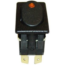 LIGHTED SWITCH 15A 277V Lamp 250V for Lincoln Oven 1300 1130 1133-000A 421465 - $56.00