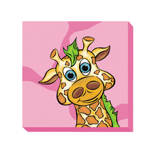Kid Kusion Preschool Daycare Giraffe Pink Zoo ... - $55.99