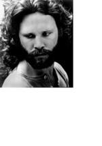 Doors Jim Morrison PB Vintage 8X10 BW Music Memorabilia Photo - $4.99