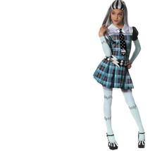 Monster High - Set - Costume + Wig - Frankie Stein - Child - Small - Size 4-6 - $30.44