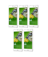 5X Clear Crystal Transparent Screen Protector Guard Shield For Sony Xper... - $7.99