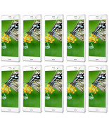 10X Clear Crystal Transparent Screen Protector Guard Shield For Sony Xpe... - $11.99