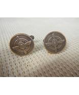 Argentine Air Force Uniform  Emblem Badge CUFF LINKS - $17.91