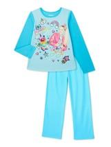 JOJO Siwa Oasis Basic Fleece Pajamas Girls Size 4-5, 6-6x, 7-8 or 10-12 NWT - $12.74
