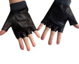 Motorcycle Skidproof Off Road Cycling Genuine Leater Gloves