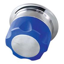 KNOB Burner Valve Blue/Chrome for Imperial IAB-24 IAB-30 IAB-36 OEM 36330 221602 - $50.00