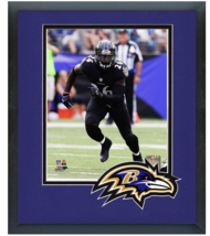 Matt Elam 2014 Baltimore Ravens-11 x 14 Team Logo Matted/Framed Photo - $836,92 MXN