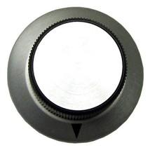 """Infinite Switch Knob 1 3/4"""" Dia W/ D Stem For Food Warming Equipment Knb 221458 - $38.00"""