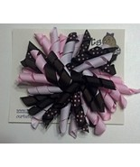 Corker Hair Bow - M2M Gymboree Kitty Glamour - $7.99