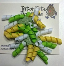"""Hair Bows - 2-1/4"""" Turtle Corker Bow - $5.99"""