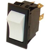 """Rocker Switch 10 A/250 V 1/4"""" Tab Blk Frame On/Off For Southbend Griddle Sg 421780 - $56.00"""