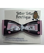 "Hair Bow - 4"" M2M Gymboree Cutest Cowgirl - $4.99"