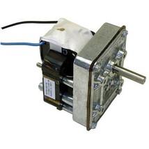 Drive Motor 115 V 5.5 Rpm .24 Amp For Belleco Toaster Holman 210 Hx Ez10 Bz10 681135 - $143.00