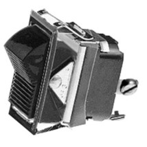 Switch On/Off Black Rocker On/Off 16 A 277 V Dpst 4 Screw Term Lincoln Oven 421737 - $55.00