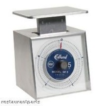 Edlund SR5 Portion Scale, 5 lb x 1 oz, NEW 51101 - $186.95
