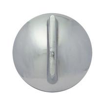 KNOB DIAL (3) Chrome Metal Gas Valve fryer range 61102 - $62.00
