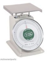 """Accu-Weigh M5 portion Scale 5# x .5oz 8"""" Dial NEW 51141 - $155.00"""