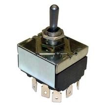 Toggle Switch 10 A 250 V On Off On Frymaster Mf 90/110 Mf 90/80 Mf 90/80 421488 - $136.00