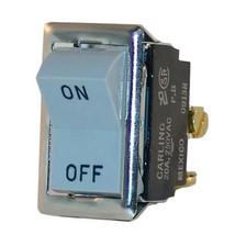 Rocker Switch Amber Lt 7/8 X 1 1/2 Spst 15 A/125 V For Frymaster Dean Fryer 421250 - $42.00