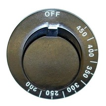 Dial 2 Dia Off 450 200 For Wells Grill Wg2424 G Wg2436 G,Wg3036 G  Wg3048 G 221331 - $35.00
