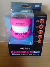 Axess Boombug Portable Speaker - Bluetooth, Wireless Streaming - $13.95