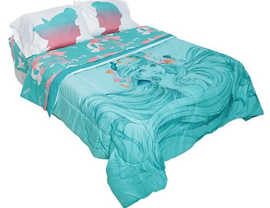 Ariel Bed Sheets Queen