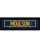 Matt Moulson Buffalo Sabres Player Signature Stitched Jersey Framed Print - $39.95