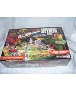 GI JOE COMMANDO ATTACK 3D Board Game NEW 2002 - $45.00