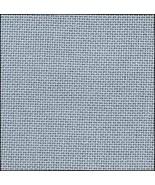 32ct Slate Blue Lugana evenweave 36x55 cross st... - $48.60