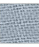 32ct Slate Blue Lugana evenweave 13x18 cross st... - $6.00