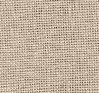 Light Mocha 40ct Newcastle Linen 36x27 cross stitch fabric Zweigart