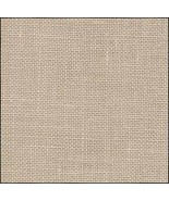 Light Mocha 40ct Newcastle Linen 18x27 cross st... - $16.20