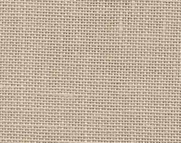 Light Mocha 40ct Newcastle Linen 18x27 cross stitch fabric Zweigart