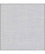Silver Moon 36ct Edinburgh Linen 36x55 1yd cut cross stitch fabric Zweigart - $59.40