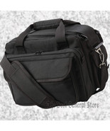 600D Nylon Durable Padded Black Range Bag Tactical Weapon Ammunition Acc... - $54.99