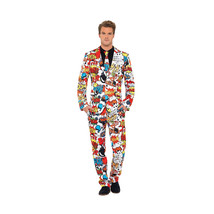 Morris Costumes Comic strip Suit Medium - $88.43