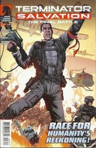 (CB-2) 2014 Dark Horse Comic Book: Terminator Salvation - The Final Batt... - $2.50