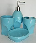 Panache Soho Bath Accessory Collection Set Bed Bathroom Accessories Home... - $29.99