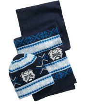 Club Room Men's Bulldog Hat & Scarf Set - $14.84
