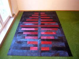 Cowhide rug Casa 115 - 5.6x8 ft. (172x244 cm) - $999.00