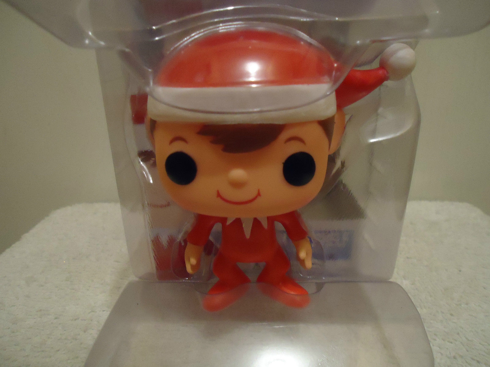 POP The Elf on the Shelf Bobble head collectible