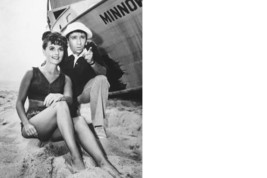 Gilligan's Island Dawn Wells Bob Denver MM Vintage 8X10 BW TV Memorabili... - $6.99